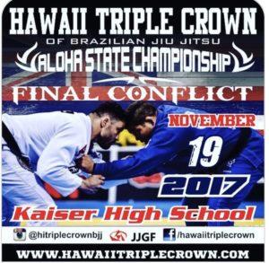 Community Events/Tournament Listing - Hawaii Jiu Jitsu